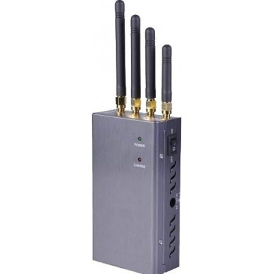 Bloqueur de signal audio et vidéo portable Audio