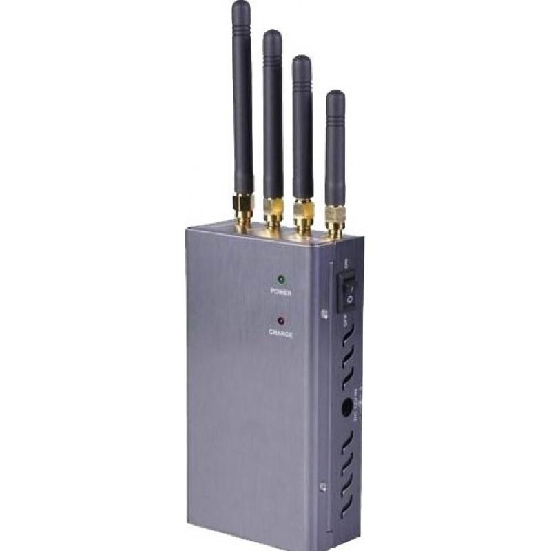62,95 € Бесплатная доставка | Аудио/Голосовые блокираторы Портативный блокировщик видео и аудио сигналов Audio Portable