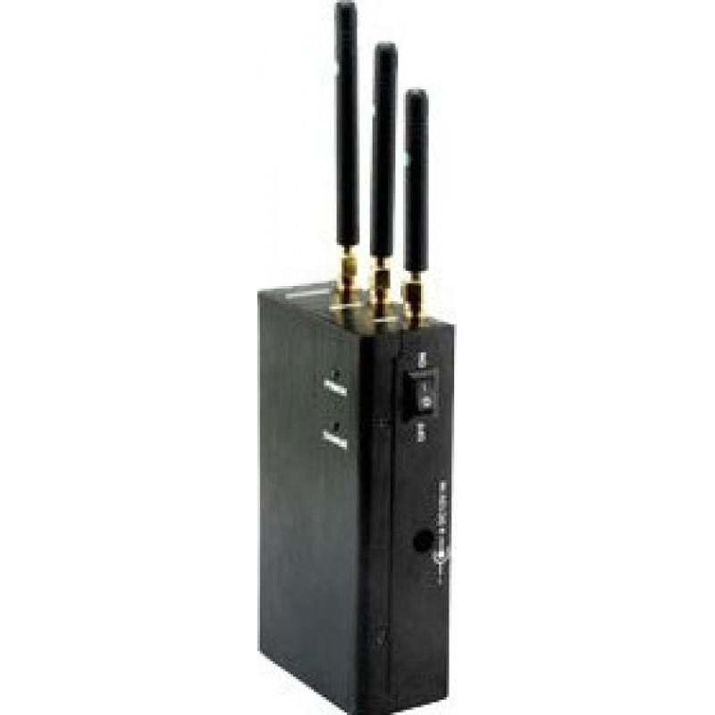 63,95 € Envío gratis | Bloqueadores de WiFi Bloqueador de señal inalámbrico portátil WiFi Portable
