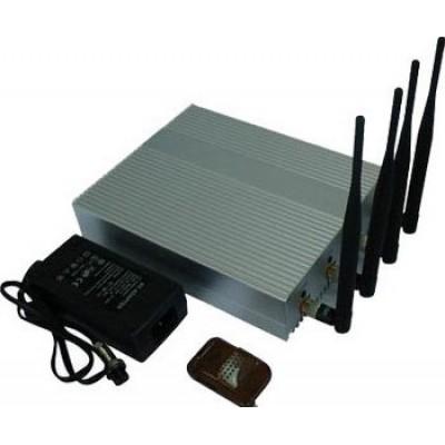 Bloqueador de sinal com controle remoto Cell phone