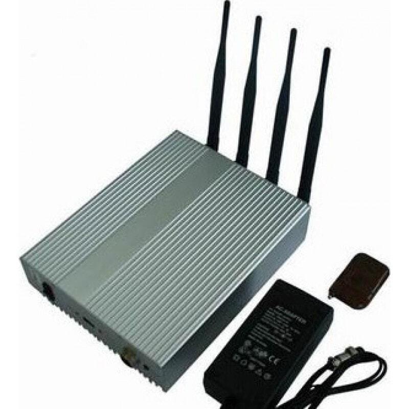 79,95 € 免费送货   手机干扰器 带遥控器的信号拦截器 Cell phone 40m