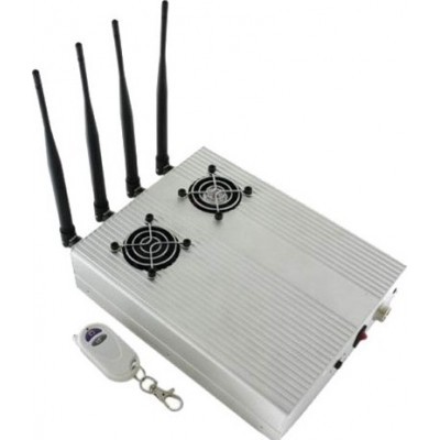 Bloqueur de signal de bureau haute puissance GPS