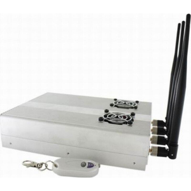 85,95 € Kostenloser Versand | Handy-Störsender Hochleistungs-Desktop-Signalblocker GPS Desktop