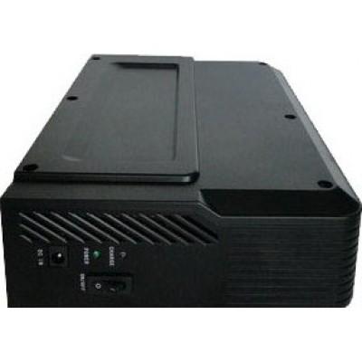 Bloqueur de signal de bureau haute puissance. Batterie intégrée Cell phone