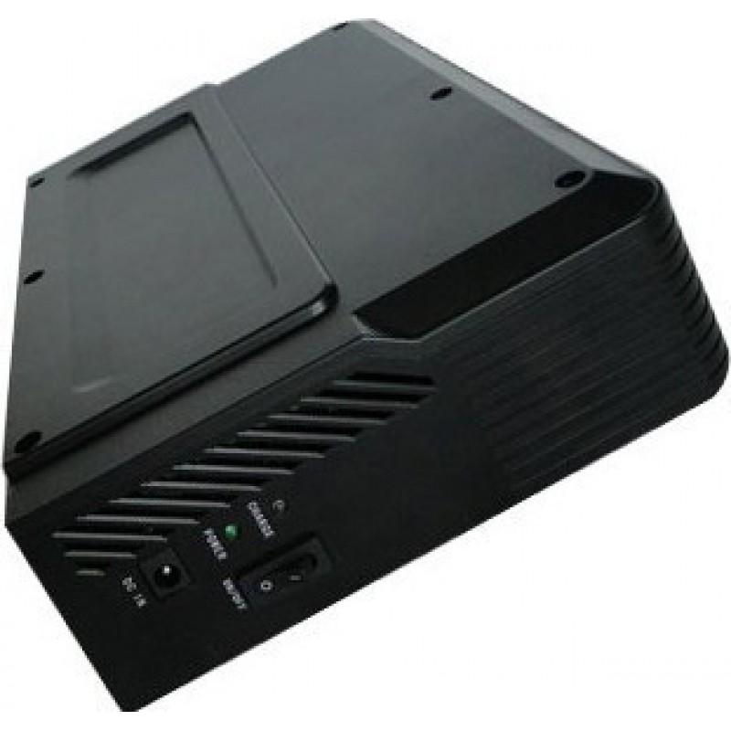 112,95 € Free Shipping | Cell Phone Jammers High power desktop signal blocker. Built-In battery Cell phone Desktop