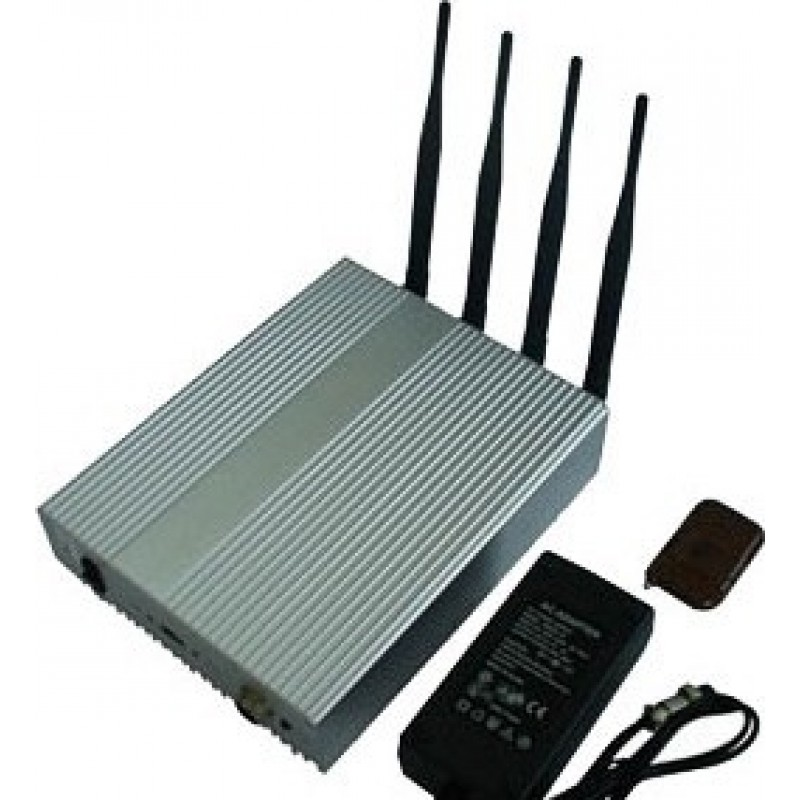 79,95 € Free Shipping | Cell Phone Jammers Signal blocker Cell phone 40m