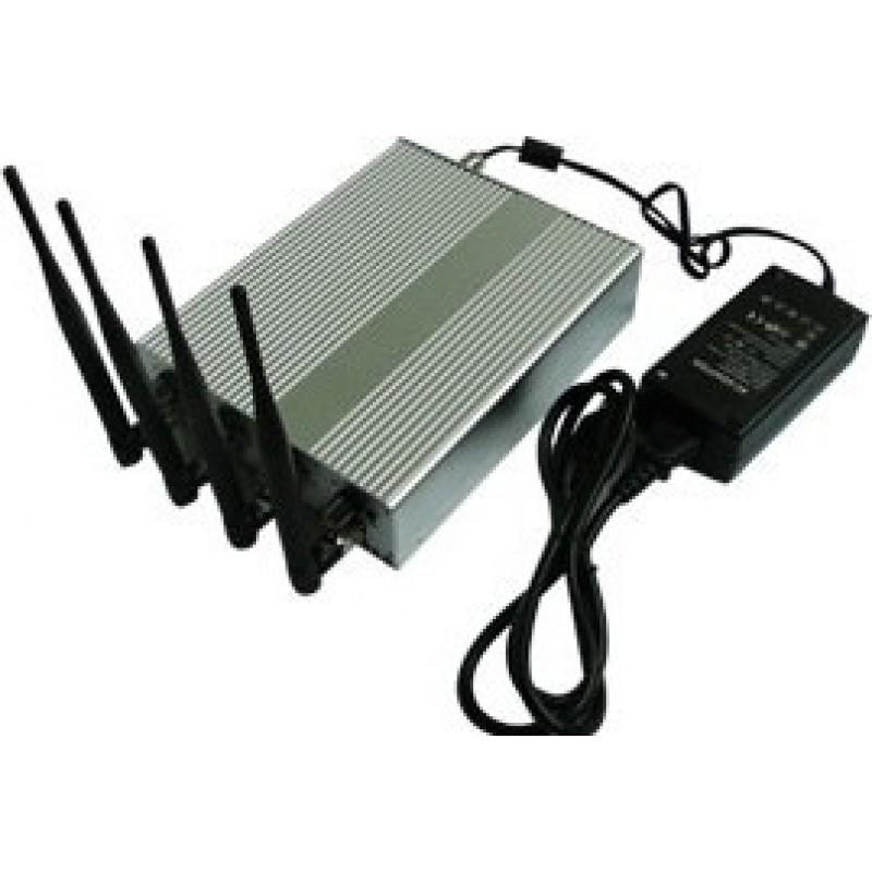 79,95 € Kostenloser Versand | Handy-Störsender Signalblocker Cell phone 40m