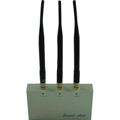 Bloqueur de signal avec télécommande Cell phone