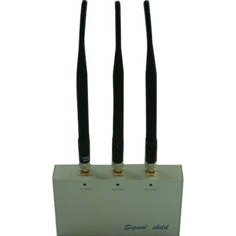 39,95 € Free Shipping   Cell Phone Jammers Signal blocker with remote control Cell phone GSM