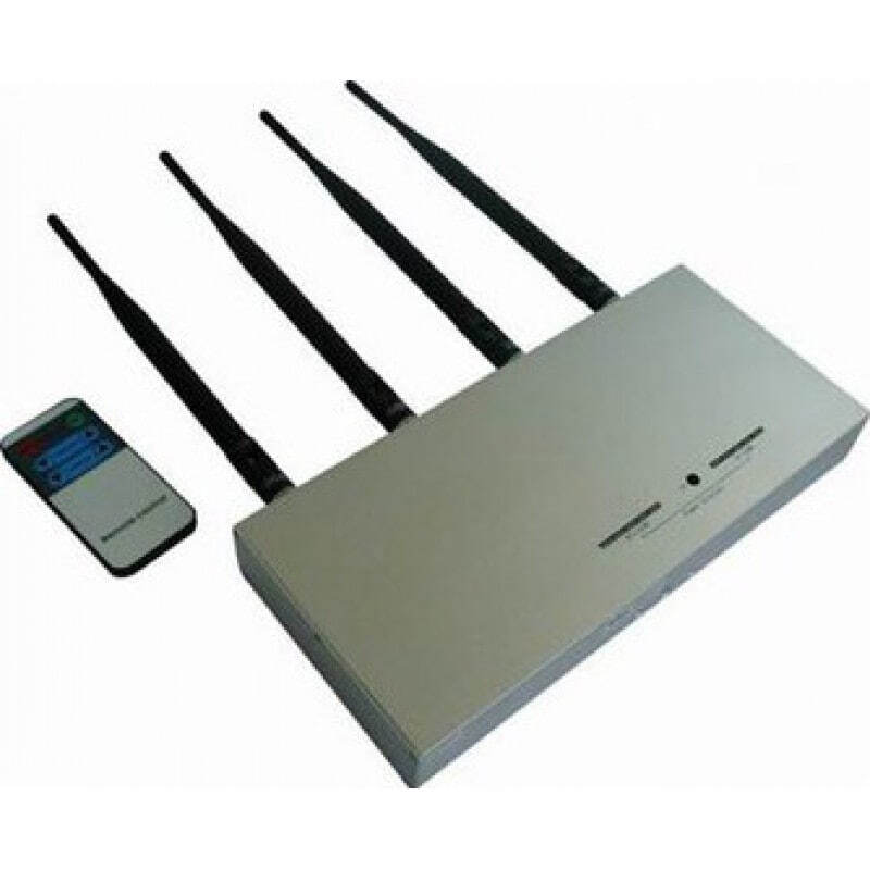 55,95 € Free Shipping | Cell Phone Jammers Signal blocker Cell phone 40m