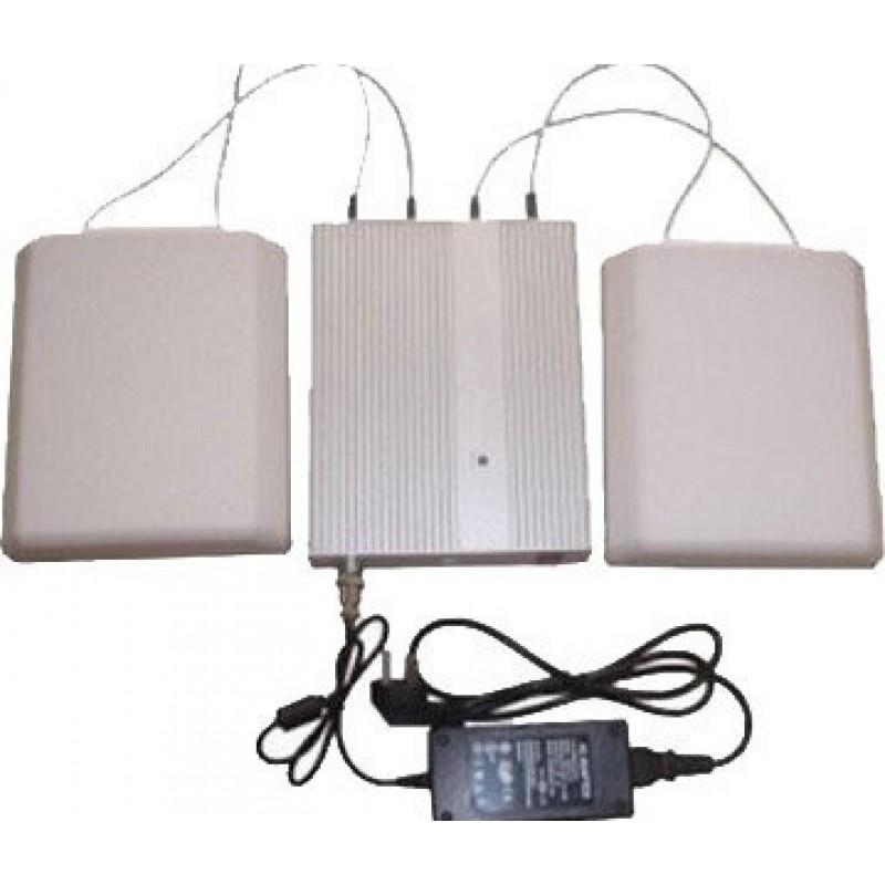 85,95 € Kostenloser Versand | Handy-Störsender 5 Bänder. Signalblocker mit Fernbedienung. Rundstrahlantennen Cell phone