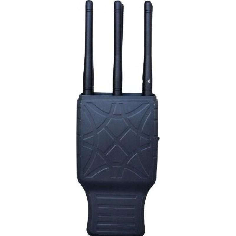 127,95 € Kostenloser Versand | Handy-Störsender Handheld-Signalblocker. 6 Bänder. Alle Handys signalisieren Blocker. Nylonhülle Cell phone Handheld