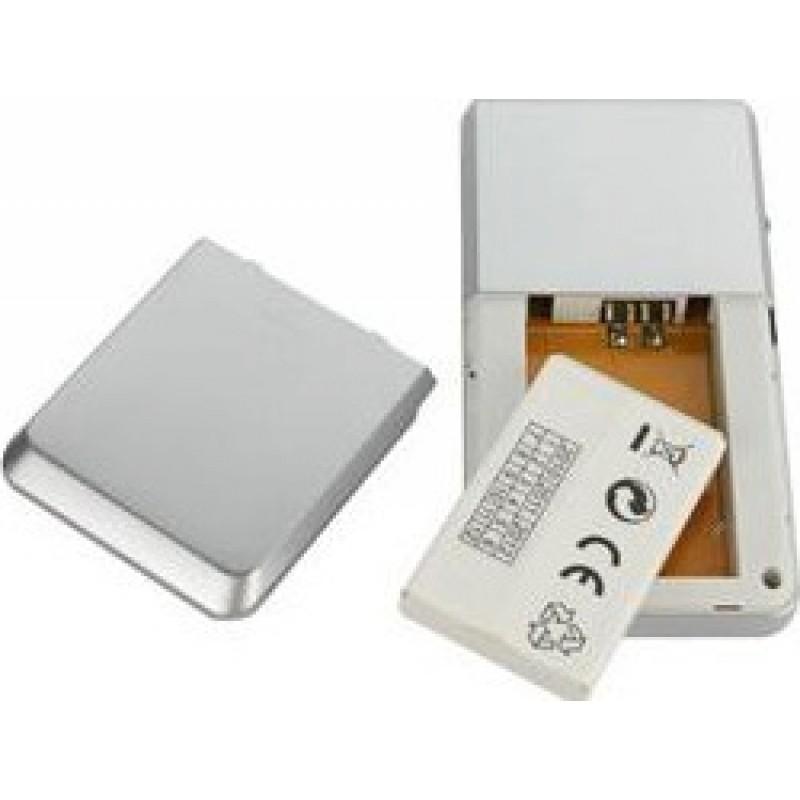 42,95 € Kostenloser Versand   Audio-Voice-Störsender Mini tragbarer drahtloser Video- und Audiosignalblocker Audio Portable