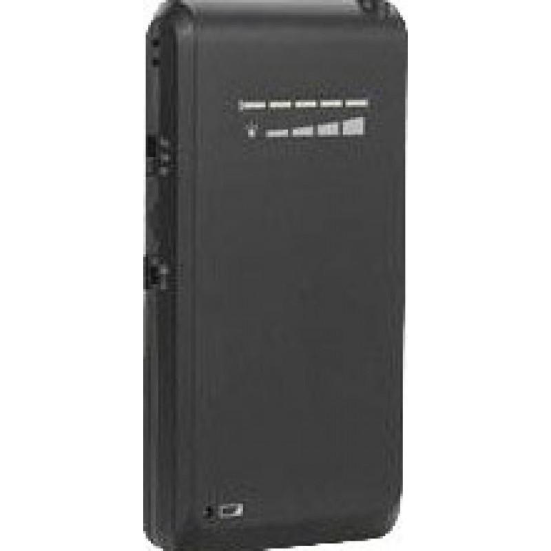 33,95 € Envío gratis | Bloqueadores de Teléfono Móvil Mini bloqueador de señal portátil Cell phone 3G Portable