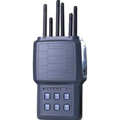 6 Bänder. Alle Handys Signal Blocker Cell phone