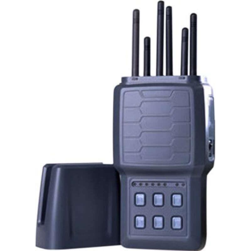 268,95 € Kostenloser Versand | Handy-Störsender 6 Bänder. Alle Handys Signal Blocker Cell phone Handheld