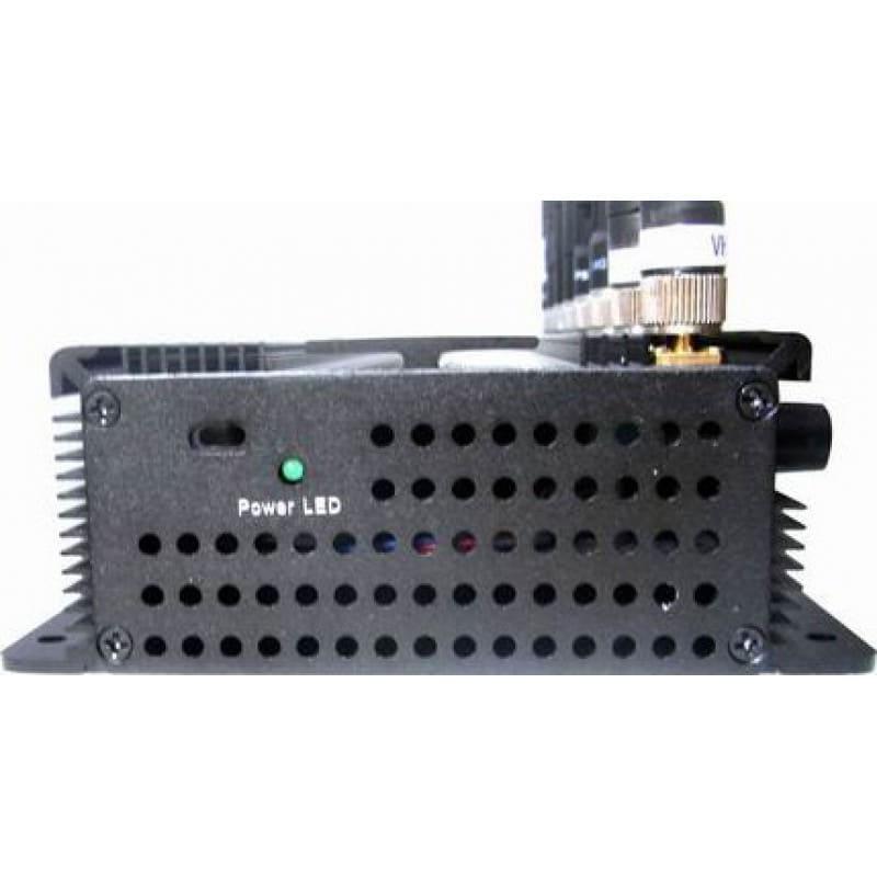 186,95 € 免费送货 | 手机干扰器 8个乐队。可调节强大的信号阻断器 GPS 3G