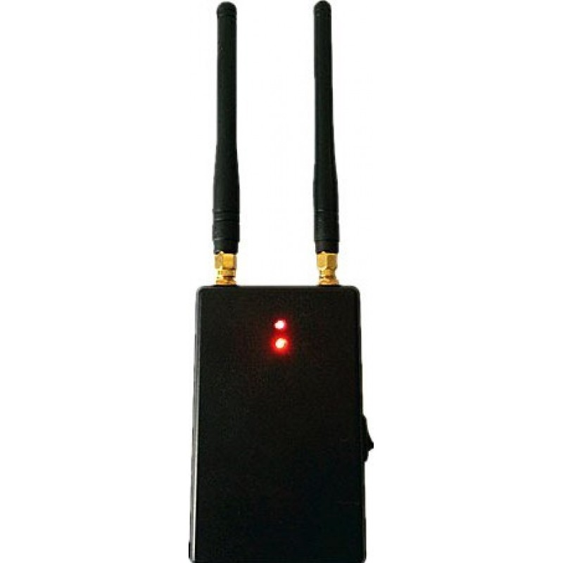 37,95 € Envoi gratuit | Bloqueurs de Télécommande Bloqueur de signal de télécommande pour voiture portable haute puissance Radio Frequency 315MHz Portable 100m