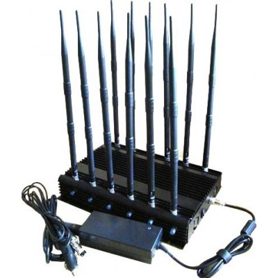 12 bands. RF signal blocker. 130MHz-500MHz GPS