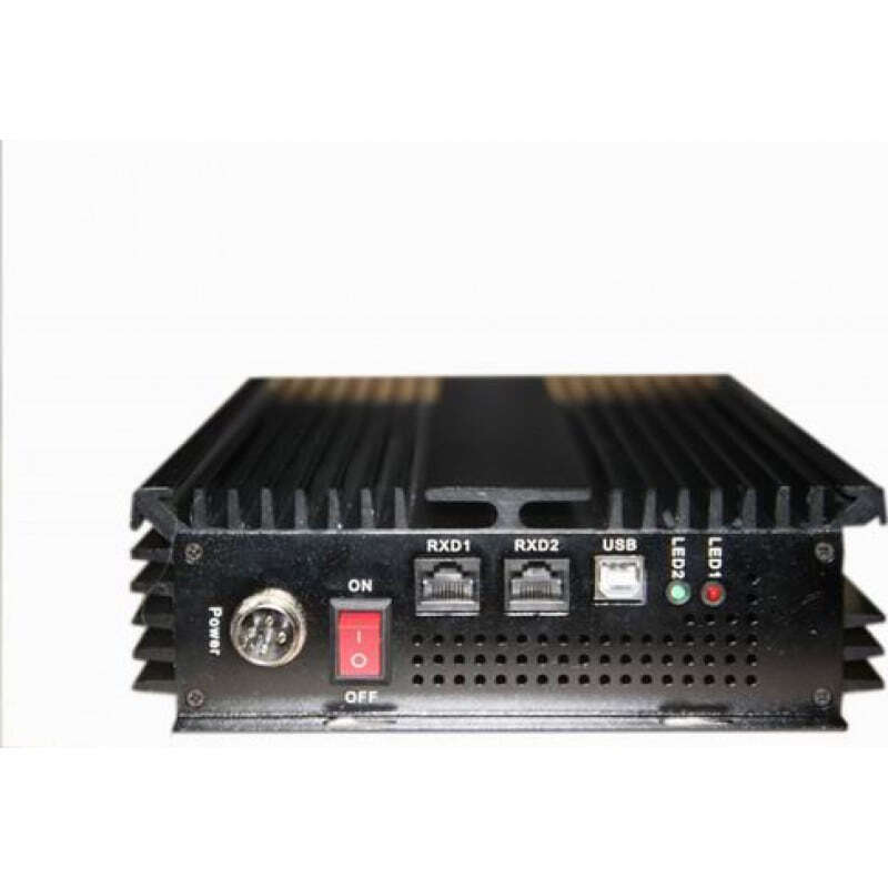 243,95 € Kostenloser Versand   Handy-Störsender PC-gesteuerter Signalblocker. 8 Antennen Cell phone 3G