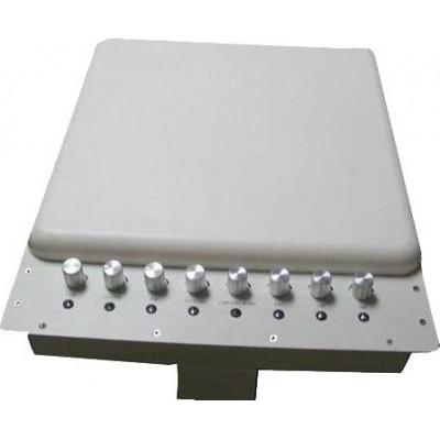 169,95 € Envoi gratuit | Bloqueurs de Téléphones Mobiles Bloqueur de signal ajustable avec antenne directionnelle Bulit-in Cell phone VHF