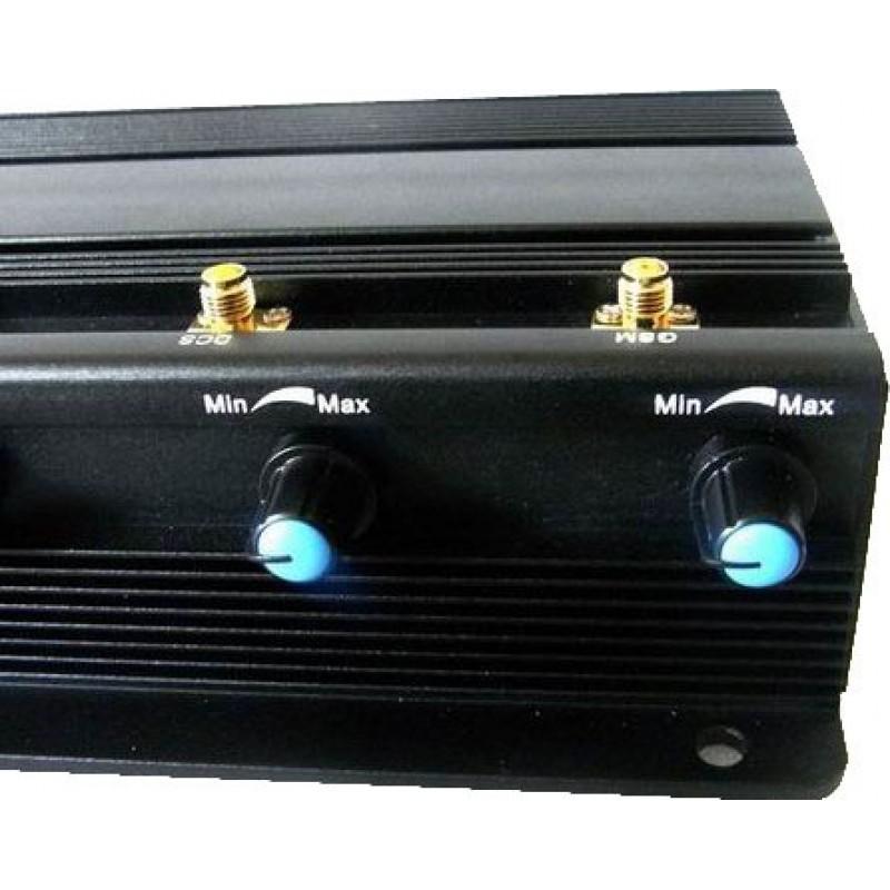 124,95 € Kostenloser Versand   Handy-Störsender Einstellbarer 15W High Power Signal Blocker. 6 Antennen GPS GPS L1