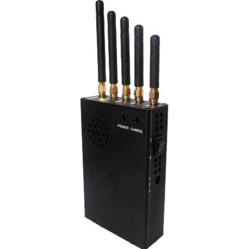 82,95 € Envoi gratuit   Bloqueurs de Téléphones Mobiles 3W Bloqueur de signal portable Cell phone CDMA Portable