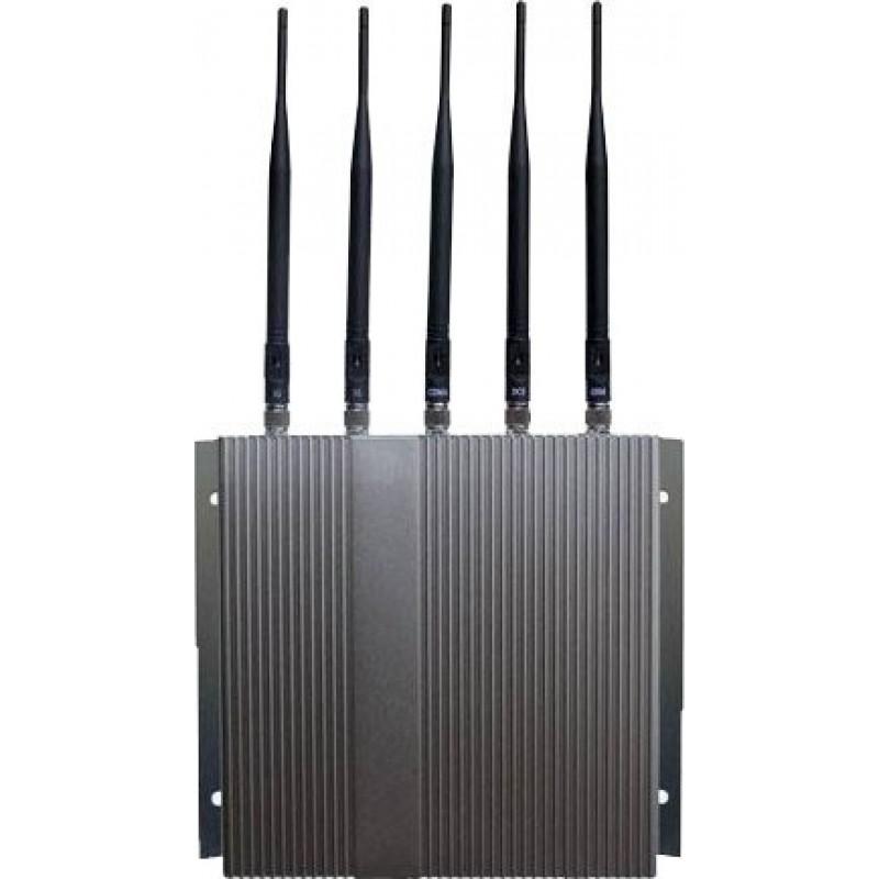 87,95 € Kostenloser Versand | Handy-Störsender Hochleistungssignalblocker mit Fernbedienung Cell phone 3G