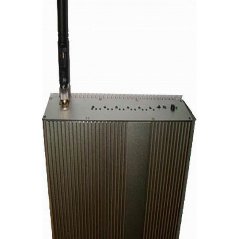 127,95 € Kostenloser Versand | Handy-Störsender 6 Antennen. 15W High Power Signal Blocker GPS