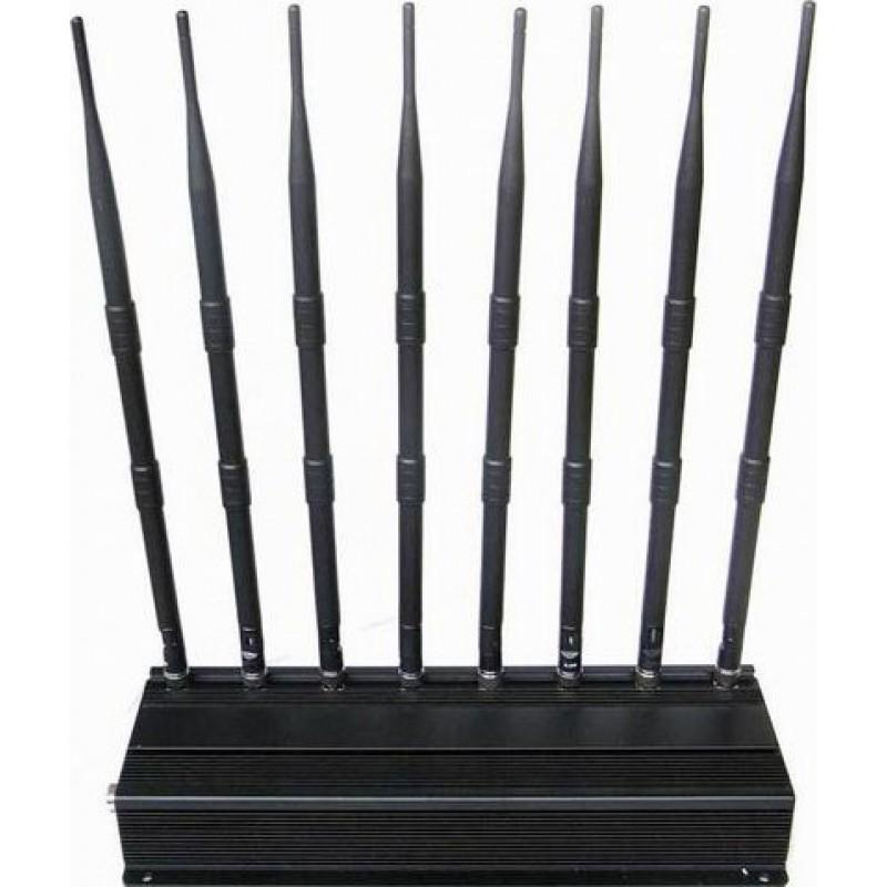 174,95 € Envoi gratuit | Bloqueurs de Téléphones Mobiles Bloqueur de signal multi-fonctionnel GPS 3G