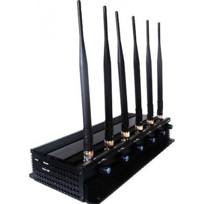 Bloqueur de signal pour tous les téléphones portables Cell phone