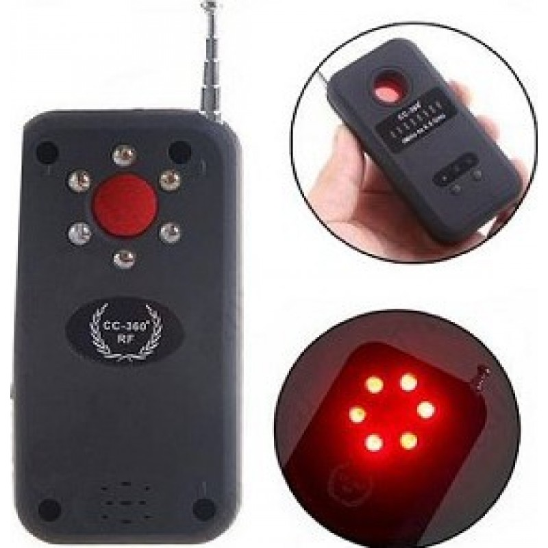 25,95 € Free Shipping | Signal Detectors Radio frequency signal lens detector