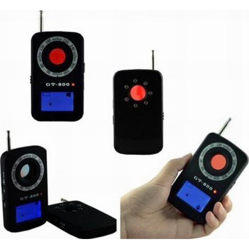 25,95 € Envoi gratuit | Détecteurs de Signal Détecteur de lentille de caméra sans fil anti-espion intelligent de poche