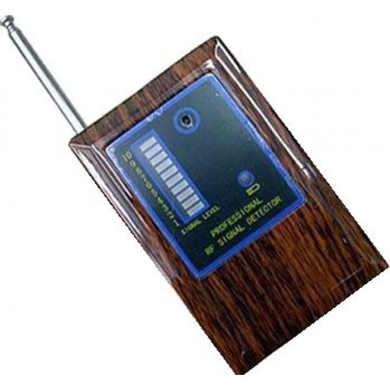 25,95 € Envío gratis | Detectores de Señal Detector de señal de radiofrecuencia portátil. Escáner de cámara inalámbrica