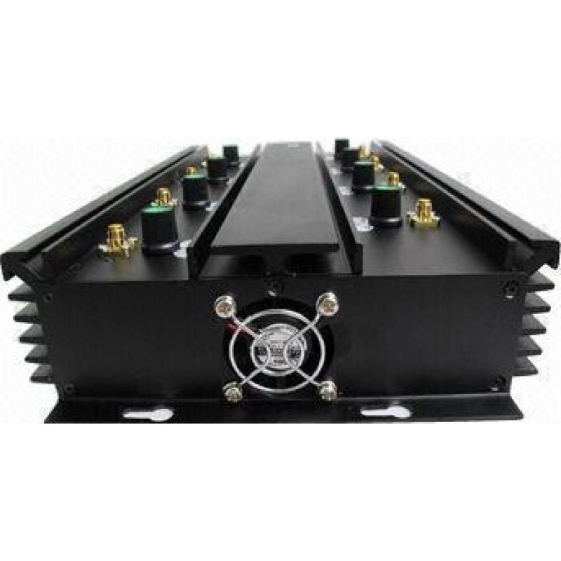 196,95 € Free Shipping   Cell Phone Jammers 8 Bands. Adjustable all frequencies signal blocker (European Version) GPS 3G
