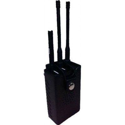 Portable toutes les télécommandes bloqueur de signal Radio Frequency