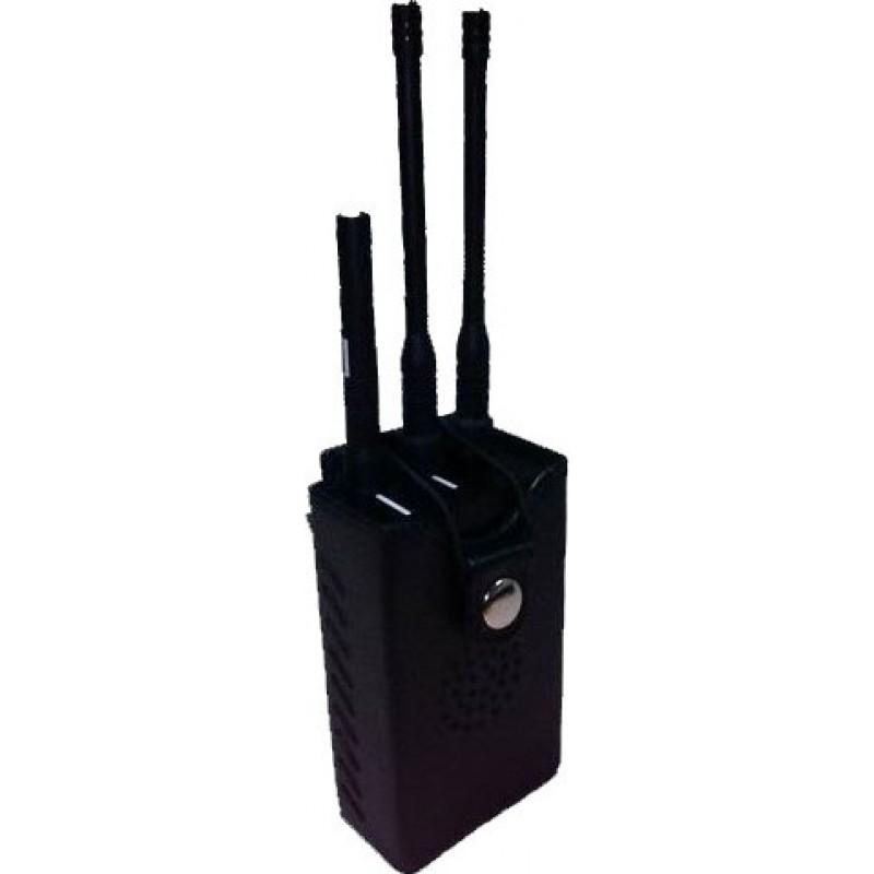 77,95 € Envoi gratuit | Bloqueurs de Télécommande Portable toutes les télécommandes bloqueur de signal Radio Frequency 315MHz Portable