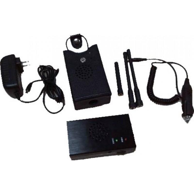 77,95 € 免费送货 | 遥控干扰器 便携式所有遥控器信号阻断器 Radio Frequency 315MHz Portable