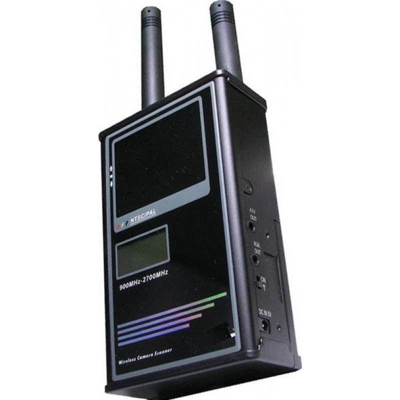 223,95 € Envoi gratuit   Détecteurs de Signal Scanner caméra sténopé sans fil