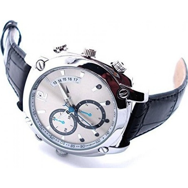 Watch Hidden Cameras Spy multifunction Camera watch. 16G. HD. 1080P. Night Vision. Rechargeable. Easy Operation