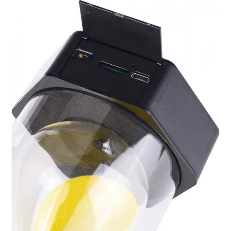 56,95 € Envoi gratuit   Accessoires Espion Horloge de sable avec caméra espion. HD 1080P. Caméra cachée. Fonction de vision nocturne (avec carte 16G)