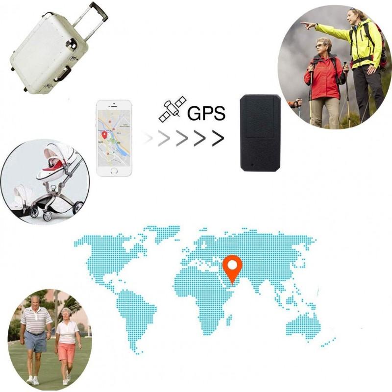 57,95 € Kostenloser Versand | Verstecktes Spion-Zubehör Mini-GPS-Ortung. Diebstahlsicherung. Echtzeit-Tracking. App. Anti-Lost. Tracking-Gerät