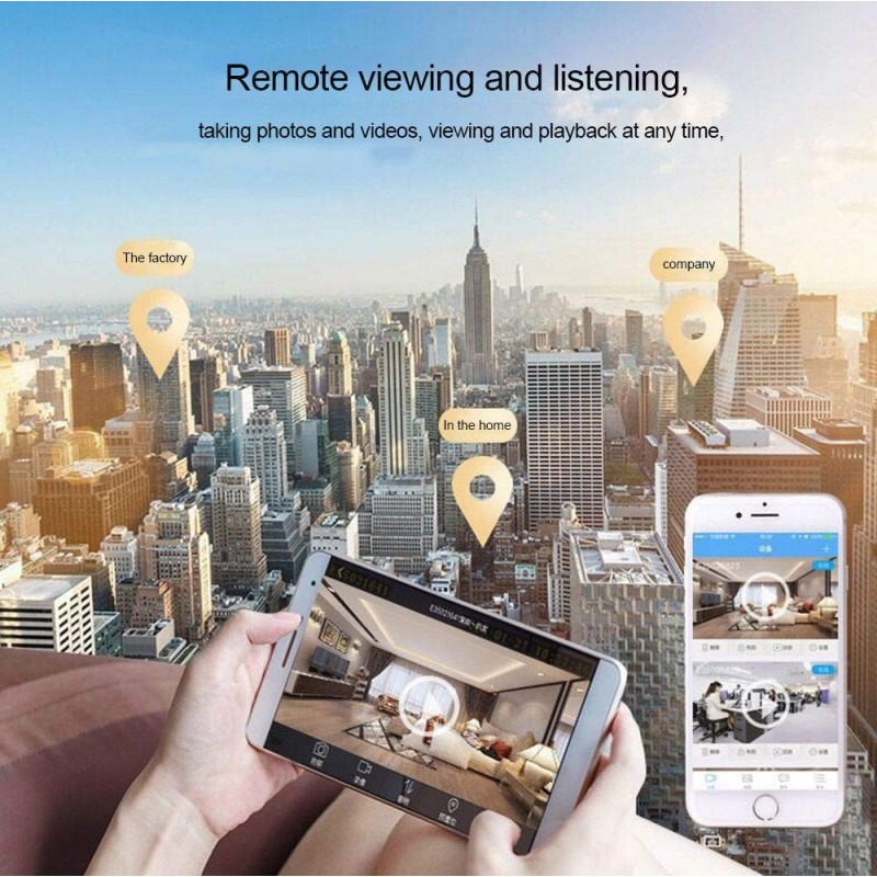 66,95 € Spedizione Gratuita | Gadget Spia Nascosti Calcolatrice con fotocamera WiFi. HD. Telecamera nascosta. Telecamera spia wireless. Videoregistratore. Motion Detection