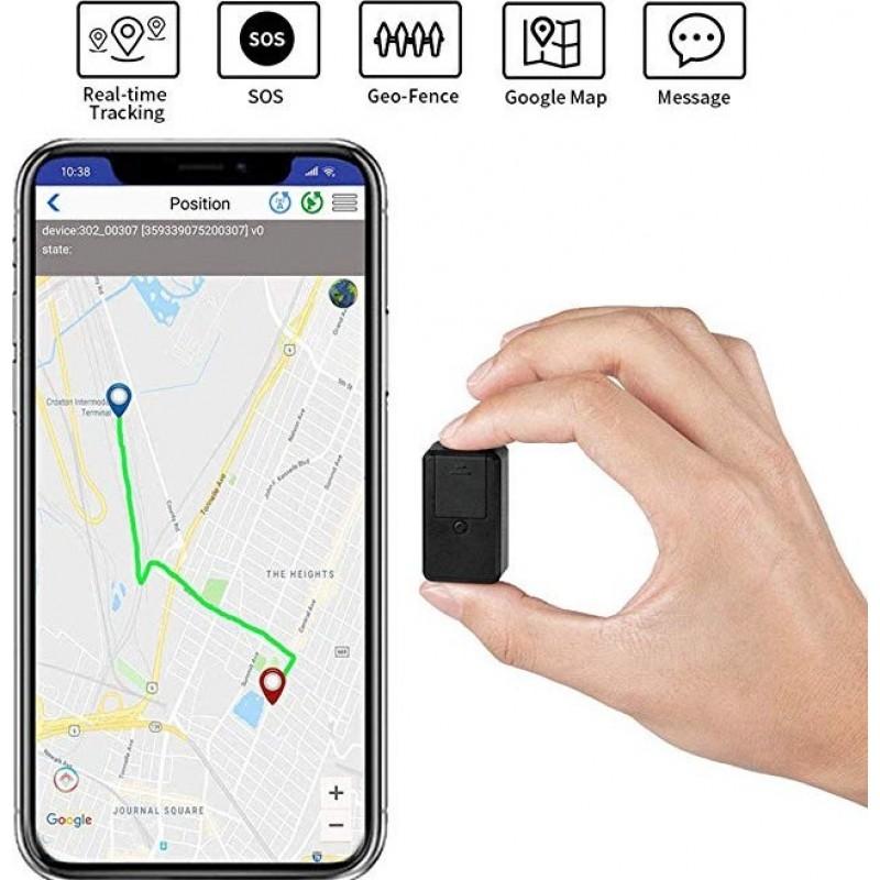 41,95 € 免费送货 | 其他隐藏的相机 位置跟踪器。全球定位系统。随身携带。 SOS。 2G。即时的。磁性。车辆。孩子们宠物用品