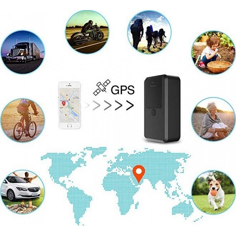 41,95 € Spedizione Gratuita   Altre Telecamere Nascoste Localizzatore di posizione. GPS. Portatile. SOS. 2G. Tempo reale. Magnetico. Veicoli. Bambini. Animali