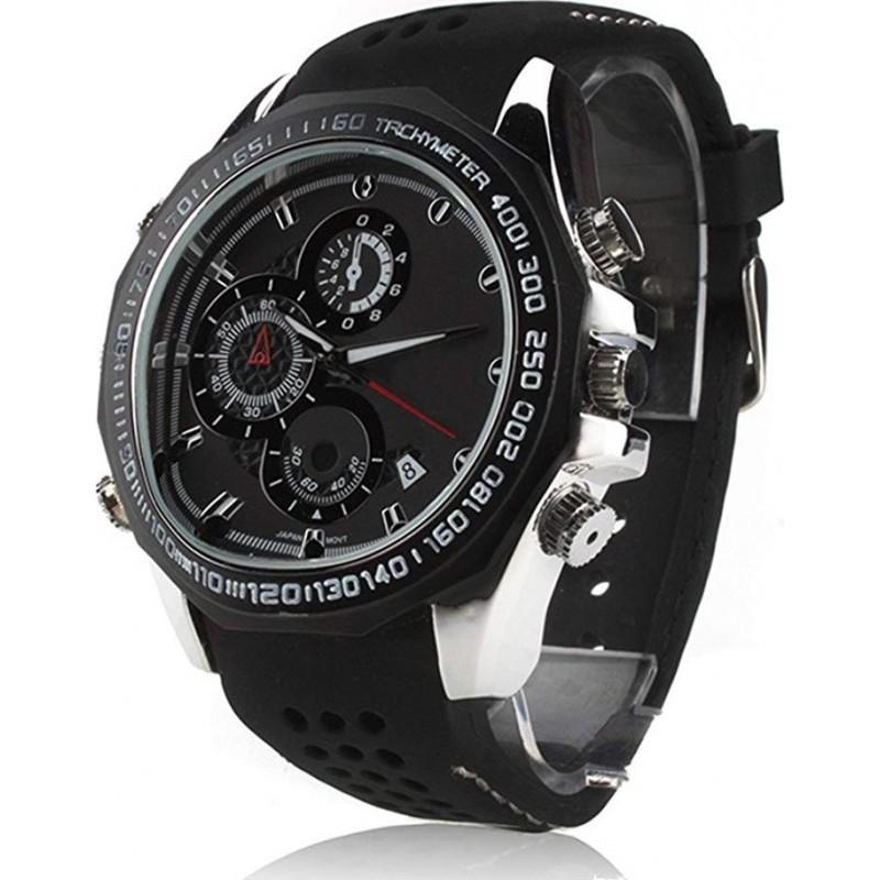 31,95 € Kostenloser Versand   Armbanduhren mit versteckten Kameras Spy Watch HD 1080P. Versteckte Videokamera. Nachtsicht. DVR-Kamera