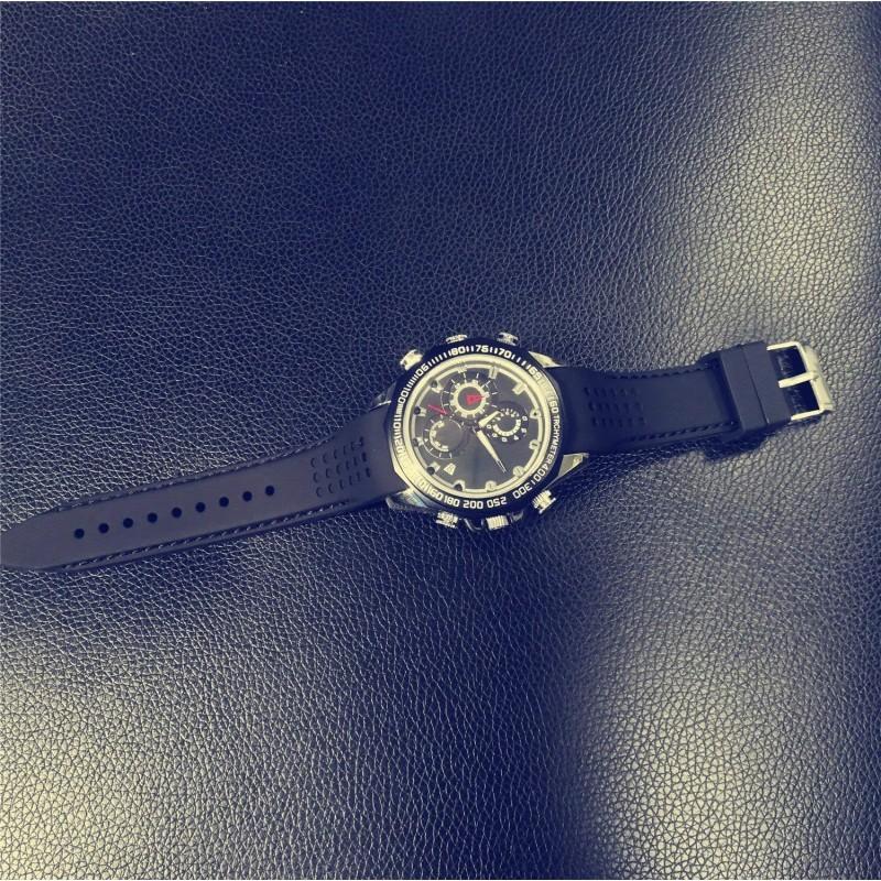 31,95 € Envoi gratuit | Montres à Bracelet Espion Montre Espion HD 1080P. Caméra vidéo cachée. Vision nocturne. DVR Camera