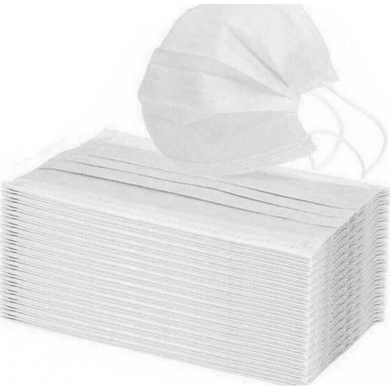 Caixa de 50 unidades Máscaras Proteção Respiratória Máscara descartável de crianças. Proteção respiratória. 3 camadas. Anti-gripe. Respirável macio. Material não tecido. PM2.5
