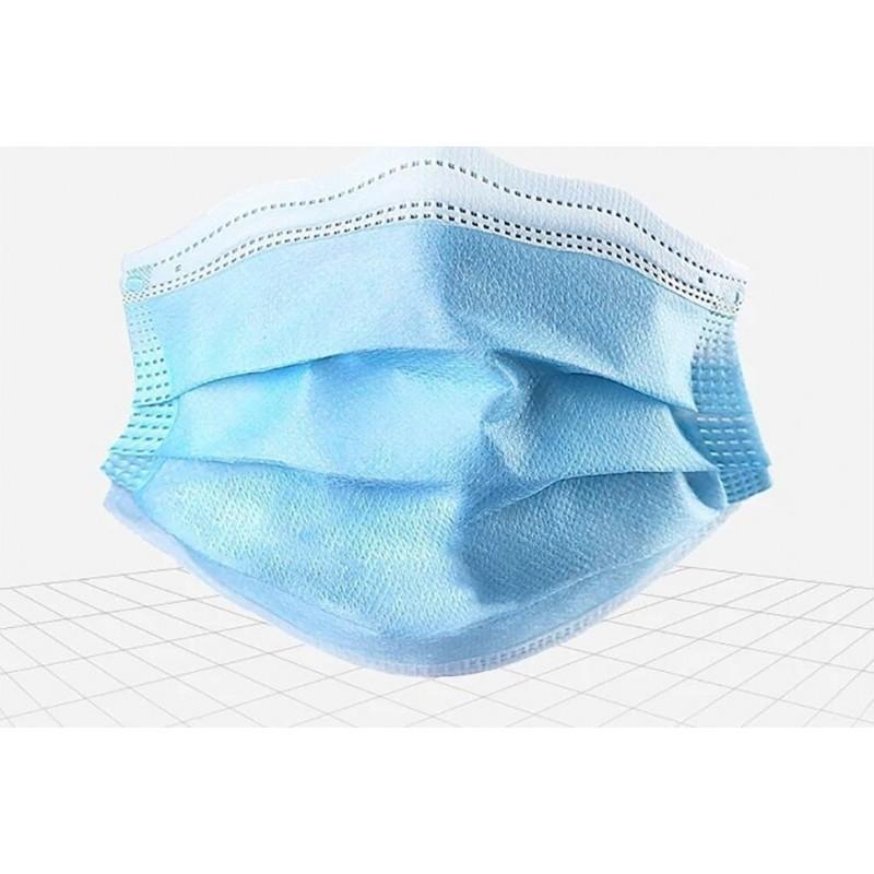 159,95 € Envoi gratuit | Boîte de 1000 unités Masques Protection Respiratoire Masque jetable pour enfants. Protection respiratoire. 3 couches. Anti-grippe. Respirant doux. Matière non tissée. PM2,5