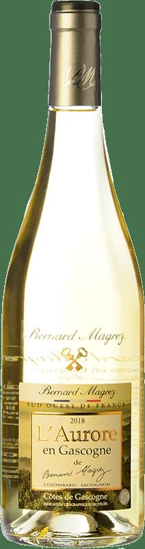 11,95 € Free Shipping   White wine Bernard Magrez L'Aurore en Gascogne I.G.P. Vin de Pays Côtes de Gascogne France Sauvignon White, San Colombano Bottle 75 cl